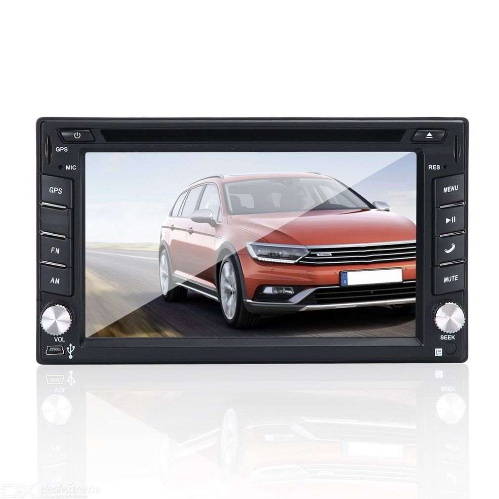6.2 Inch HD Touch Screen 2 Din Car DVD Player GPS Navigation Steering Wheel for Nissan TIIDA QASHQAI SUNNY X-TRAIL MICRA