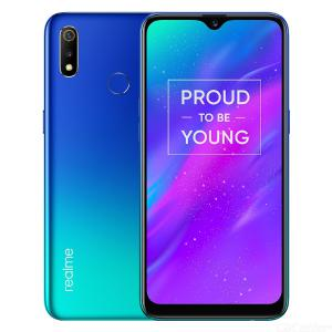 Global Version OPPO Realme 3 3GB 32GB Helio P70 AI Processor 6.22 inch Dewdrop Display 4230mAh Smartphone RU Plug