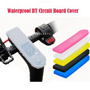 Universal Waterproof Silicone Cover Dashboard Circuit Board Protective Case For Xiaomi M365 Pro Electric Scooter