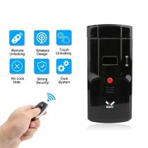 WAFU-WF-011A-Dual-System-Double-Circuit-Household-Warded-Lock-Keyless-Intelligent-Remote-Home-Office-Safety-Door-Lock