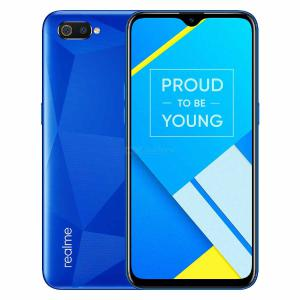 Global Version OPPO Realme C2 Android 9.0 MediaTek Helio P22 Octa-Core 6.1 Inches Phone with 2GB RAM 16GB ROM, 13+2MP - RU Plug