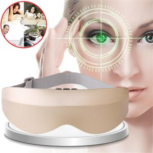 Vibrating Eye Massager Rechargeable Eye Massager Protector For Relieving Fatigue Dark Circles Protecting Eyesight