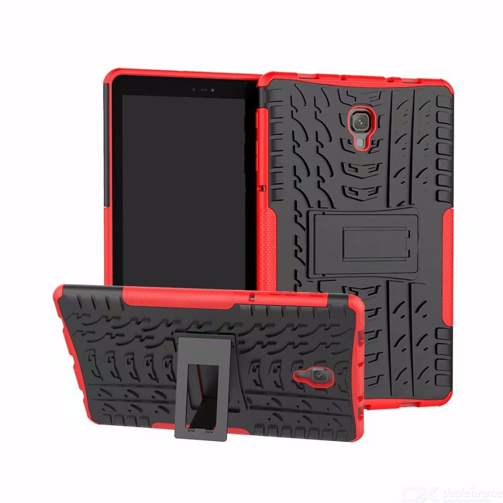 CHUMDIY 10.5 inch 3D Double-protection Tablet Case with Stand for Samsung Tab A T590 / T595