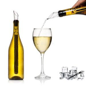 Stainless Steel Red Wine Popsicle Cooler Wine Chillers Cooling Wine Tools For Bar Party