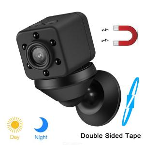 Mini Spy Hidden Camera, 1080P Portable Small HD Nanny Cam with Night Vision and Motion Detection