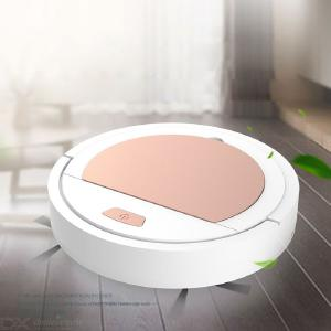 Robot Vacuum Cleaner Ultra-Thin 1800Pa Strong Suction Rechargeable Auto Sweeper For Hardwood Floor Carpet Pet Hair Care