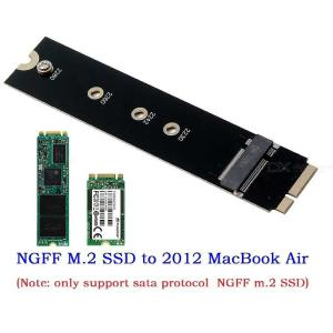 M.2 SSD To 18+8 Pin SSD Adapter For 2012 MacBook Air A1465 A1466