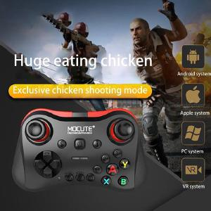 MOCUTE-056 Wireless Game Controller For PUBG Gamepad For Android Mobile Phone Laptop Tablet