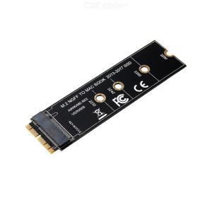 M.2 NVME SSD Adapter Card For 2013 2014 2015 2016 2017 MacBooks