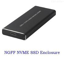 NVMe-PCIE-USB31-HDD-Enclosure-M2-To-USB-Type-C-31-Hard-Disk-Drive-Case