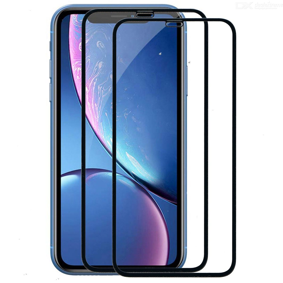 2pcs ASLING Full Cover Explosion-proof Screen Protector for iPhone 11 Pro / iPhone 11 / iPhone 11 Pro Max