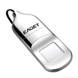EAGET FU5 32GB / 64GB Fingerprint Encryption USB Flash Drive U Disk