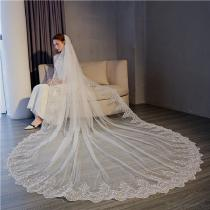 Long-Trailing-Bridal-Veil-Cathedral-Wedding-Accessories-With-Comb-For-Bride3m3m