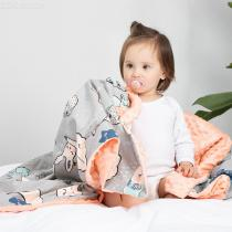 Breathable-Newborn-Blanket-With-Beautiful-Pattern-Washable-Baby-Pea-Blanket-(158110cm)