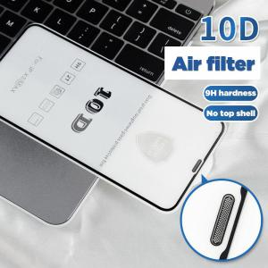 10D Premium Tempered Glass Screen Protector For IPhone 11 / 11 Pro / 11 Pro Max Anti-ScratchFull CoverHigh Resolution