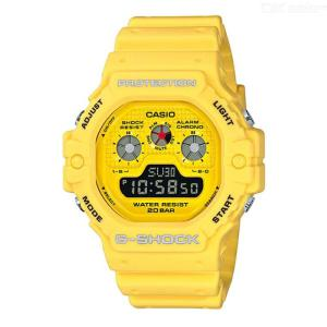 Casio G-Shock DW-5900RS-9 Hot Rock Sounds Zu Sehen - Gelb