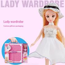 Portable-Dolls-Play-Set-Cute-Dolly-Kit-With-Wardrobe-For-3-Year-Kids