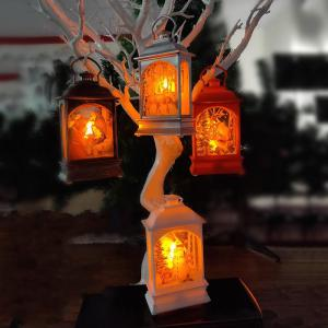 Creative Christmas LED Lights Decorative Hanging Lamp With Beautiful Pattern For Home Party