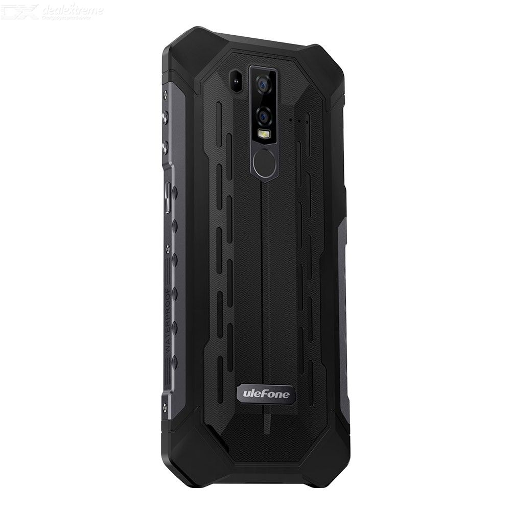 Ulefone Armor 6S Android 9.0 IP68 Waterproof Rugged 6.2 Inch Phone with 6GB RAM 128GB ROM