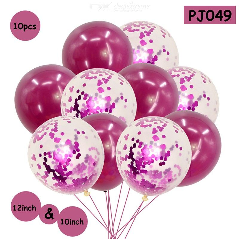 Decoration | Birthday | Balloon | Wedding | Latex | Party | Room | Set