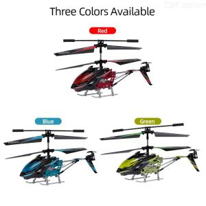 Wltoys S929 RC Drone 2.4G 3.5CH Light RC Helicopter Toys For Beginner Kids Children Gifts
