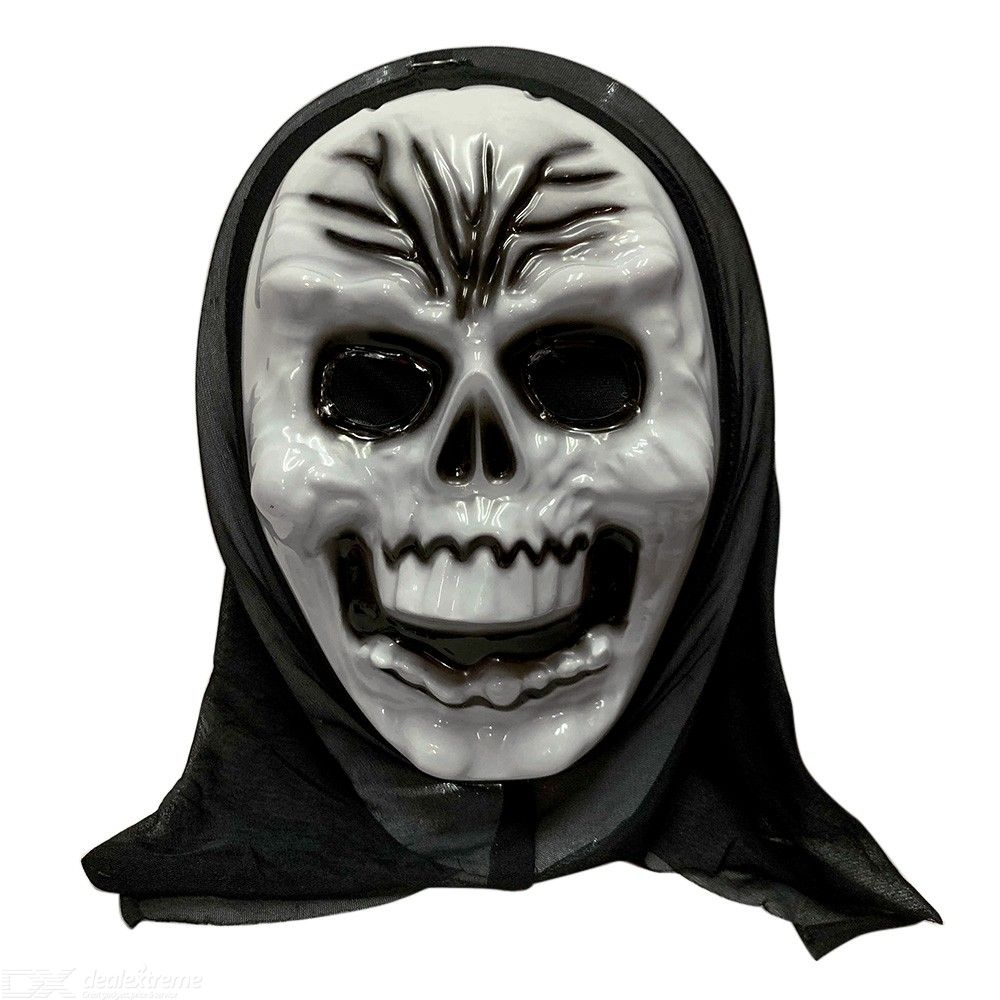 Skull Skeleton Hunting Party Scary Horrow Halloween Ghost Cosplay Costume Mask