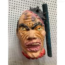 Halloween-Props-Horror-Thriller-Scared-Hanging-Severed-Ghost-Zombie-Head-For-Haunted-House-Party-Decoration