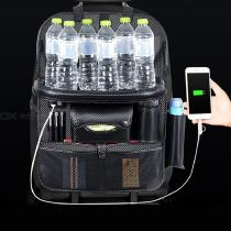 Multifunctional-4-USB-Ports-Car-Chairs-Storage-Bag-With-Foldable-Dining-Table-Creative-Car-Seats-Organizer