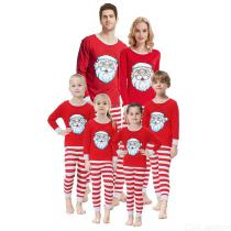 Pajamas-Christmas-Pjs-Family-Set-Cotton-Printed-Long-Sleeve-Nightwear-Sleepwear-For-Daddy-Mommy-And-Me