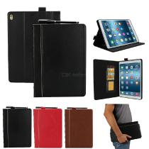 Retro-Flip-Open-Leather-Protective-Tablet-Case-Cover-With-Card-Slots-And-Kickstand-For-IPad-Pro-105-Inch