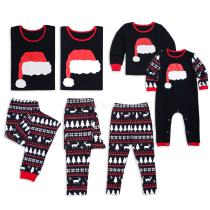 Pajamas-Christmas-Pjs-Family-Set-Cotton-Printed-Long-Sleeve-Nightwear-Sleepwear-For-Daddy-Mommy-And-Kids-Aged-38