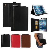 Retro-Flip-Open-Leather-Protective-Tablet-Case-Cover-With-Card-Slots-And-Kickstand-For-IPad-Air-IPad-Air-2-IPad-Pro-97-Inch