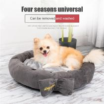 Modern-Soft-Cotton-Round-Pet-Bed-For-Small-Midium-Cats-Dogs-Warm-Sofa
