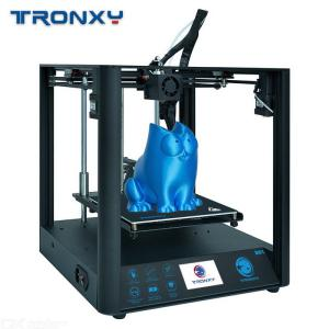 Tronxy Industrial Linear Guides D01 3D Printer With Ultra-Quiet Motherboard - EU Plug