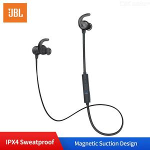 JBL T280BT Wireless Bluetooth Headphone Running Sport Earphone, Sweatproof Headset With Microphone In-line Volume Control