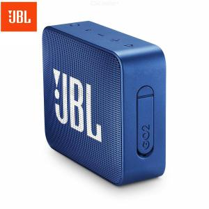 JBL GO2 Wireless Bluetooth Speaker, IPX7 Waterproof Portable Rechargeable Speaker Sound Box With Mic 3.5mm Jack