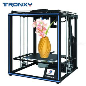 TRONXY X5SA-PRO 3D Printer With Resume Print Support Auto-leveling Filament Run-out Detection 300 X 300 X 400mm - EU Plug