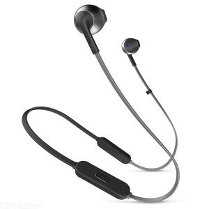 JBL 205BT Wireless Bluetooth Earphone Earbuds Sports Pure Deep Bass Sound Music Headset, Support Hands-free Call For Smartphone