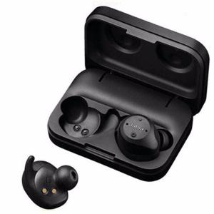 Jabra Elite Sport Advanced Smart True Wireless Bluetooth Earbuds, Noise Cancellation Waterproof Earphone For iPhone Android