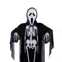 Horror-Creepy-Screaming-Skull-Skeleton-Ghost-Dress-Up-Cosplay-Clothes-Costume-Cloak-Robe-For-Halloween-Party