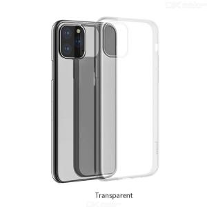 HOCO Protective Phone Case TPU Clear Back Cover For IPHONE 11/11 PRO/11 PRO MAX