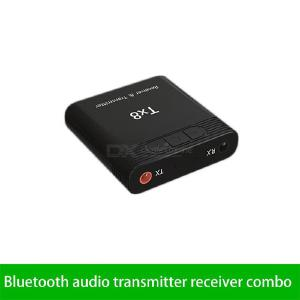 TX8 Bluetooth 5.0 Transmitter Receiver 2-in-1 Bluetooth Wireless Audio Adapter For PC TV Car Home
