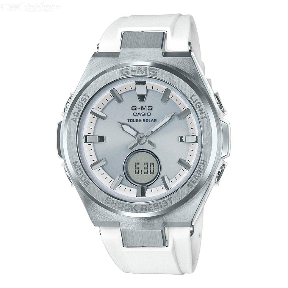 Casio Baby-G MSG-S200-7A G-MS Series Analog Digital Ladies Watch