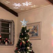 EXUP-Christmas-Projection-Lamp-4W-Snowflake-Projection-Light-for-Christmas-Halloween-Party-Decoration-US-Plug