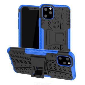 CHUMDIY Phone Case for iPhone 11 Pro Max Tough Armor Case Cover with Reinforced Phone Stand