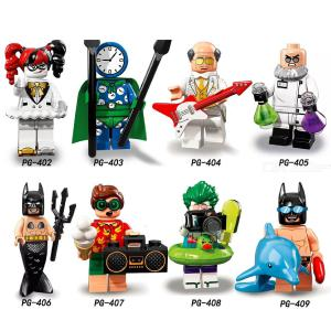 Building Blocks Puzzle Toy Figures Ornament Educational Toys For Children 8 Years And Over