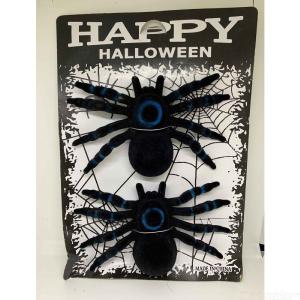 Simulation Spider Scary Halloween Simulation Plush Spider Tricky Toy Bar Haunted House Decoration Props