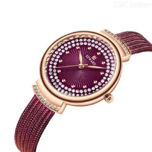 RD22008L Luxury Women Quartz Watch Elegant Ladies Waterproof Wristwatch