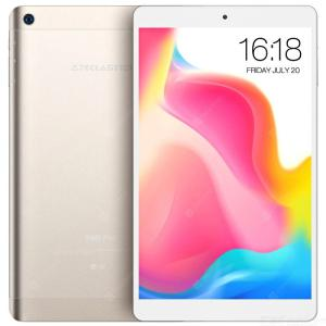 Teclast P80 Pro 3GB 32GB 8 Inch Android 7.0 MTK8163 Quad Core 1.3GHz Tablet PC WiFi Dual Camera 19201200 GPS EU Plug White