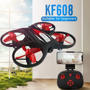 KF608 Mini HD RC Drone Quadcopter, Wifi Afstandsbediening Vliegtuig Speelgoed